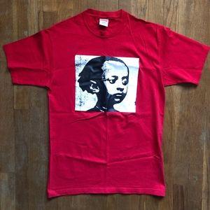 Supreme 2010 Haile Selassie T-shirt Sz. M
